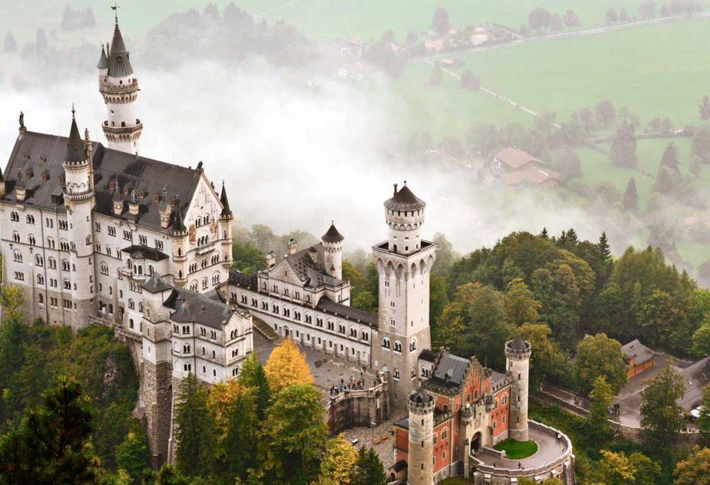 جاذبه های توریستی آلمان